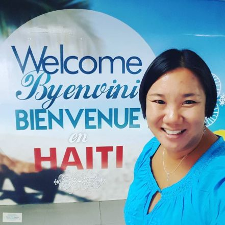 traveling to Haiti