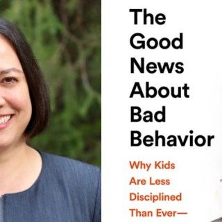 The Good News About Bad Behavior: Interview with Author Katherine Lewis