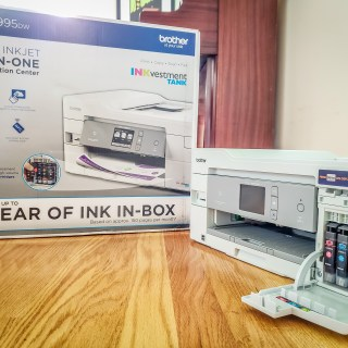 Avoid Last Minute Print Emergencies with the Brother INKvestment Tank Printer