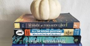 Spooky Reads for Tweens