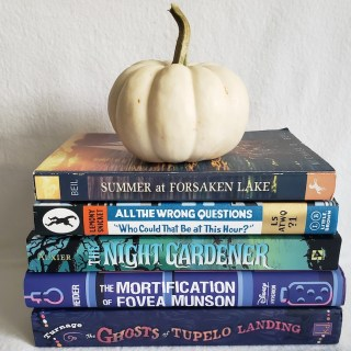 5 Mysterious and Spooky Reads for Tweens