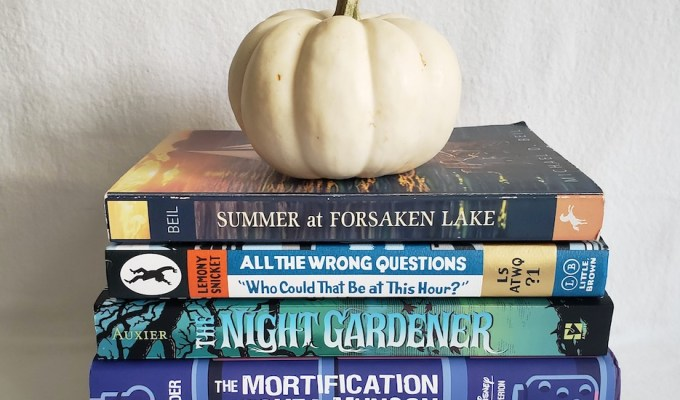 5 Mysterious and Spooky Reads for Tweens (w giveaway)