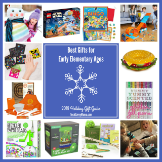 Best Gifts for Early Elementary Ages (grades K-2, ages 5-8)