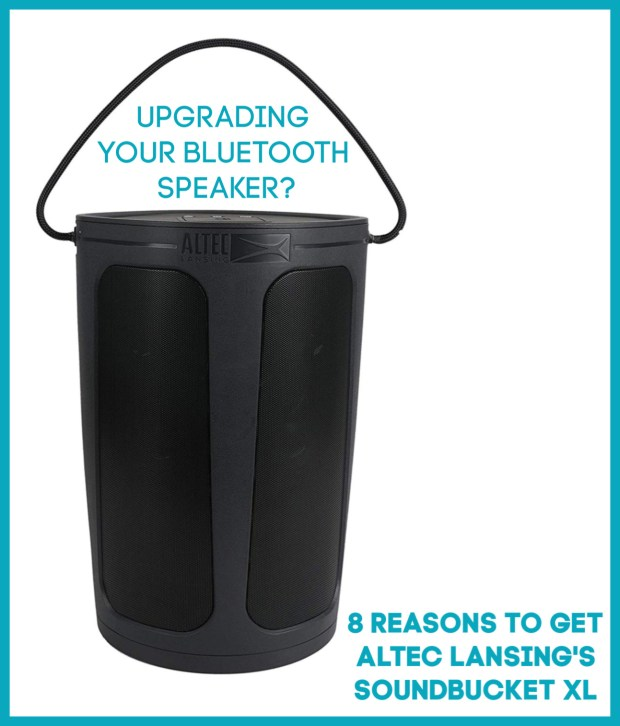 Altec Lansing SoundBucket XL