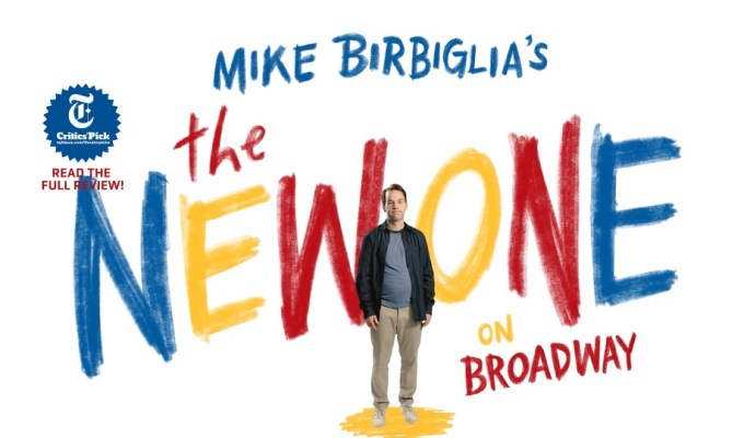 DC Readers: Win Tickets to Mike Birbiglia's The New One Coming to The National Theatre