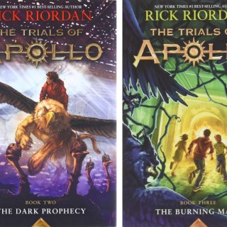 Rick Riordan's Trials of Apollo Continues with The Tyrant's Tomb (w giveaway)