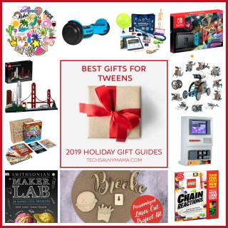 2019 Gift Guide: Best Gifts for Tweens (w giveaway)