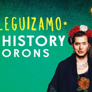 John Leguizamo Brings Latin History for Morons to DC's National Theatre (w ticket giveaway)