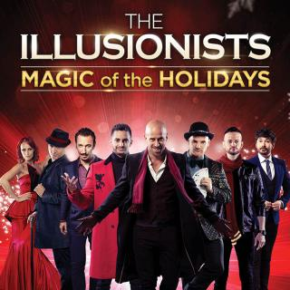 The Illusionists Bring the Magic of the Holidays to DC's National Theatre