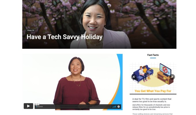 How to Stream Safely to Have a Tech Savvy Holiday