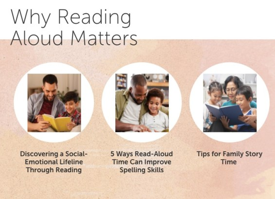 Celebrate the Power of Story on World Read Aloud Day