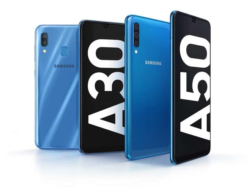 Galaxy A30、A50 - 複製