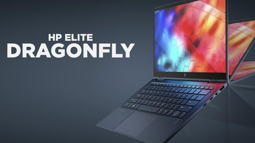 HP Elite Dragonfly Laptop