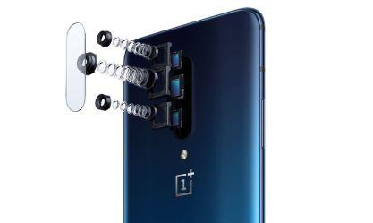 OnePlus 7 Pro Triple Cameras