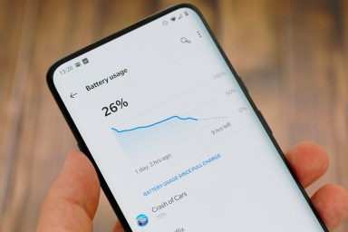 OnePlus 7 Pro Large battery