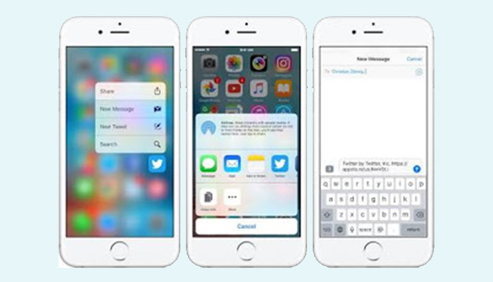 iOS 10 Custom Rom For Infinix Hot 4