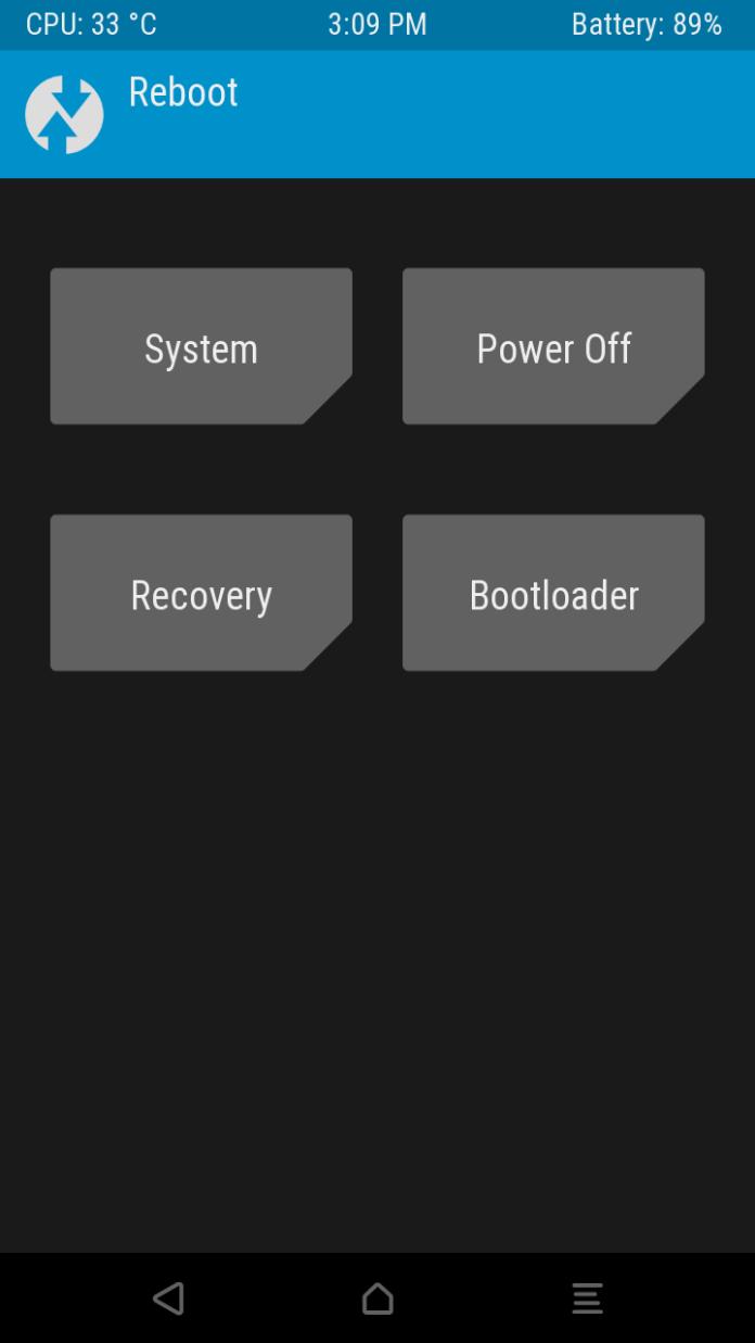 TWRP 3.2.3-0 Custom Recovery For Tecno Camon C9