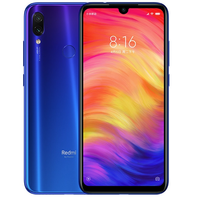 Xiaomi Redmi Note 7 Has been Announced For Just $150