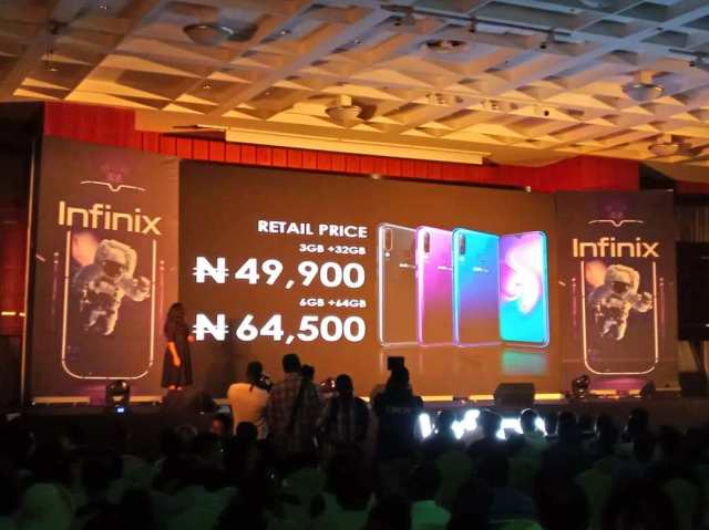 Infinix Hot S4 Hot S4 Pro