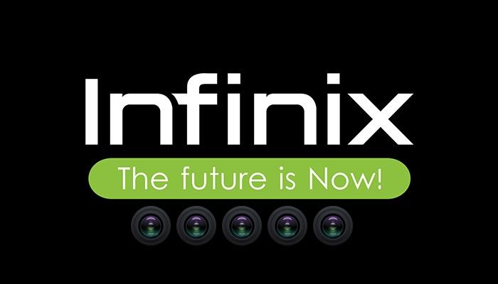 Infinix 5 camera smartphone