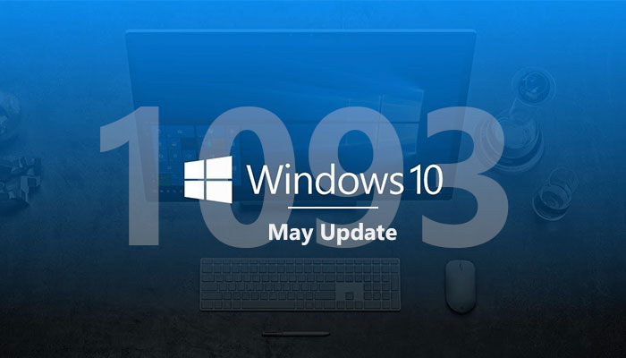 Windows 10 May Update 1903