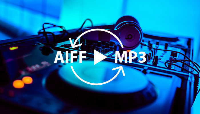 Convert AIFF To MP3