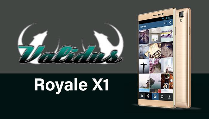 Nougat custom rom for Fero Royale X1