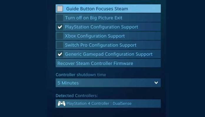 How to use the PS5 DualSense controller with Steam