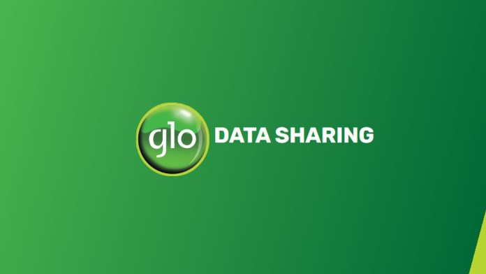 How To Share Data On Glo?