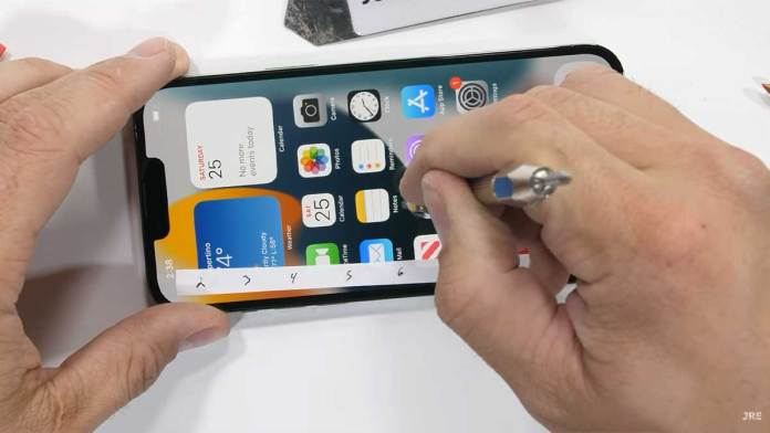 iPhone 13 Pro Max Durability Test