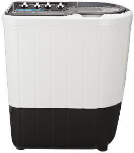 Whirlpool 7 Kg 5 star is the best Semi-Automatic Top Loading Washing Machine in india due to powerful motor