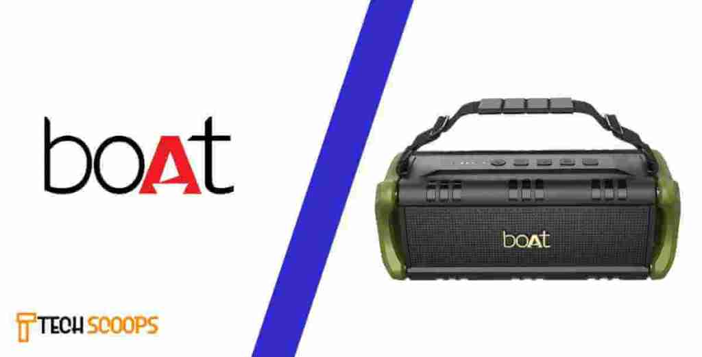 Boat is an indian speaker brand