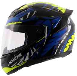 Axor Rage is one of the Best Dot certified Helmets Under 3000 In India