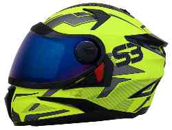 Steel bird SBH-17 is one of the Best Helmets Under 3000 In India for daily commute