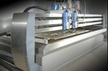 Water jet machine