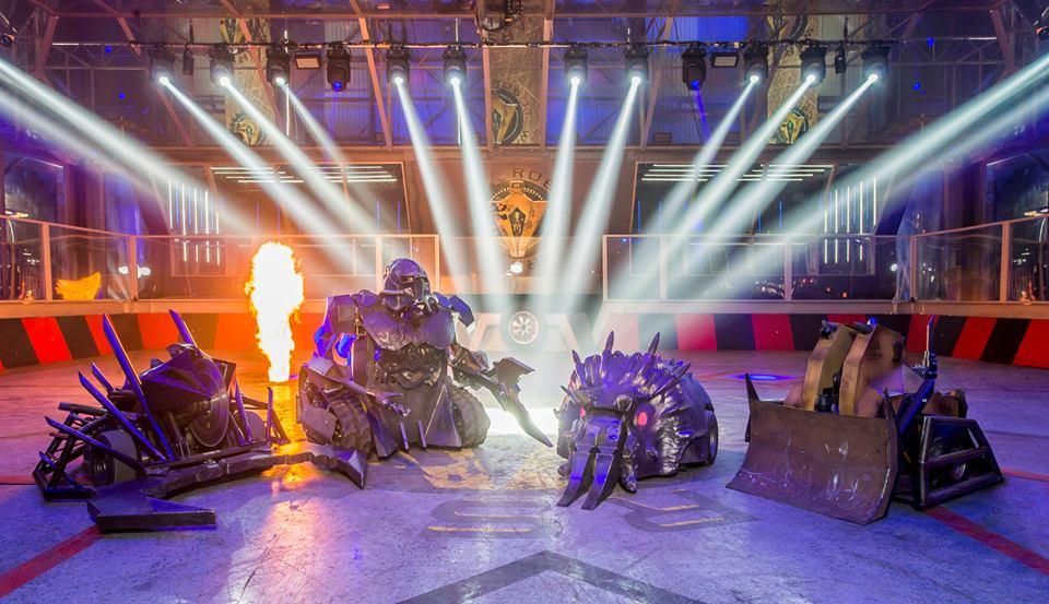 Robot Wars Plasma CNC