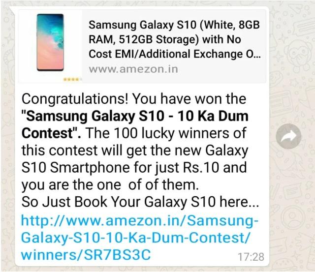 spam-links-in-whatsapp-message