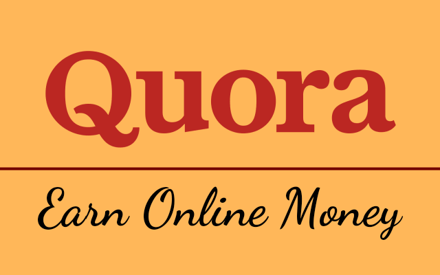 Earn-Online-Money-With-Quora