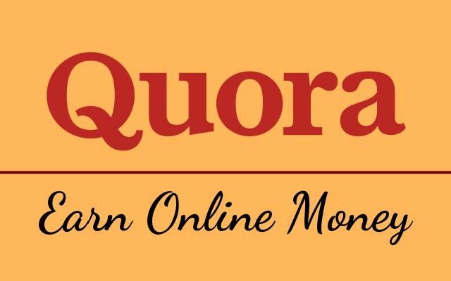 Earn-Online-Money-With-Quora