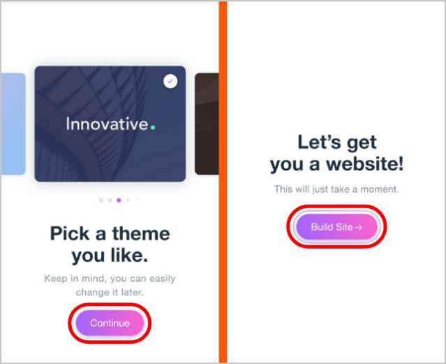 Wix-Theme-Setting
