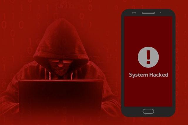 Smartphone-Hack-Test