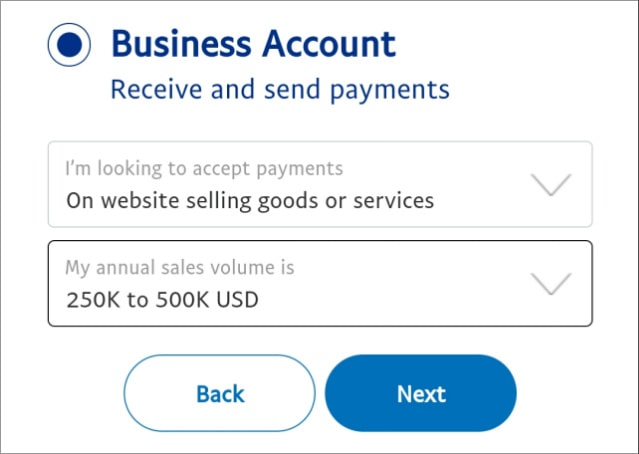 Paypal-Payment-Mode