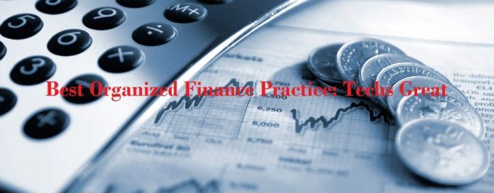 How To Organize Your Finance Easily