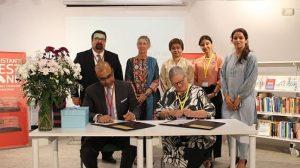 Bank Alfalah and British Council Pakistan Operational Alliance Signing Ceremony