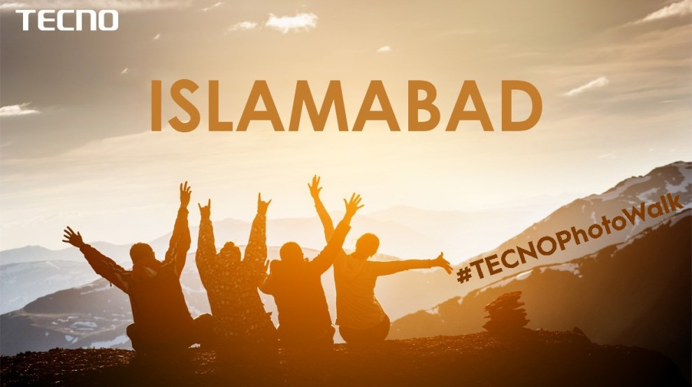 TECNOPhotoWalk captures the magnificence of Islamabad through the lens of Camon 16