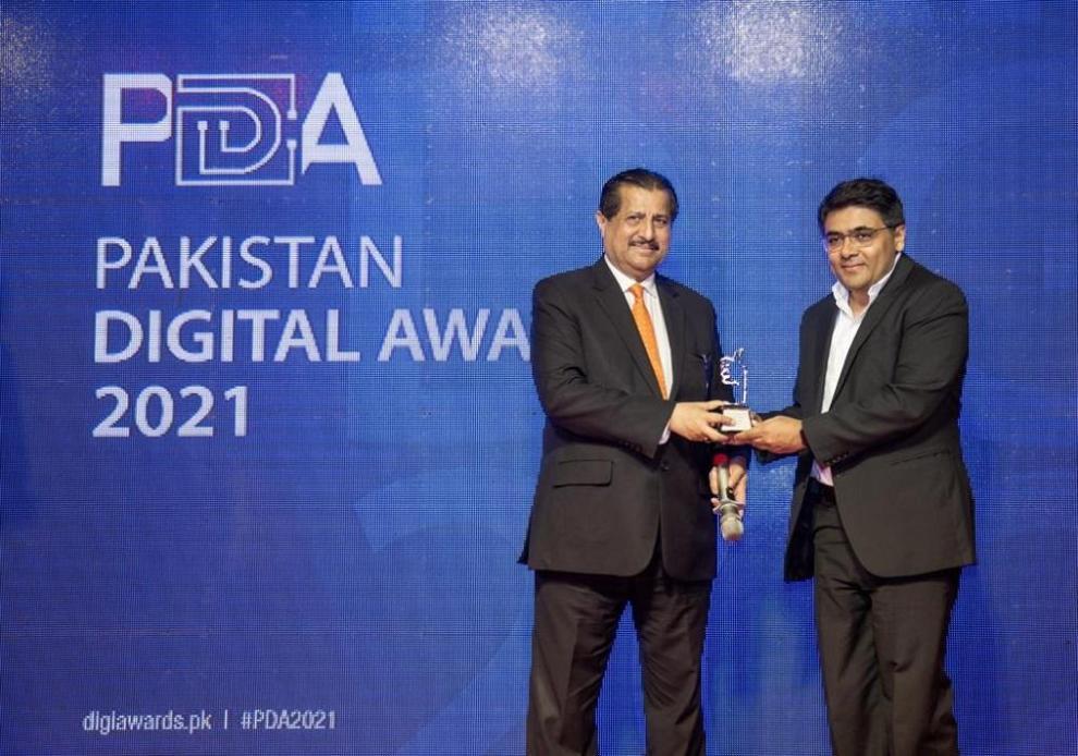 Brand Spectrum wins Best Social Media Influencer Campaign Recognition at Pakistan Digital Awards 2021