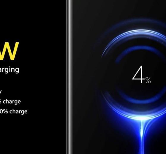 Xiaomi 120w fast charging solution does not affect battery life