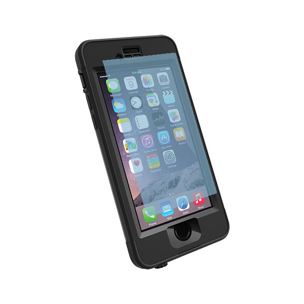 reputable site f963a b859c Screen Protector for LifeProof Nuud iPhone 6 - TechShark