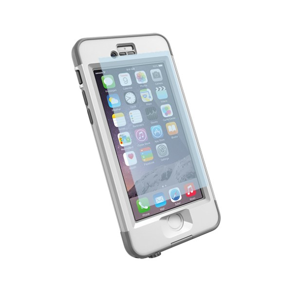 TechShark's Tempered Glass Screen Protector for LifeProof Nuud iPhone 6
