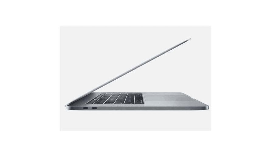 macbook pro 15 2019 side